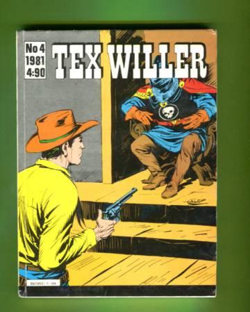 Tex Willer 4/81