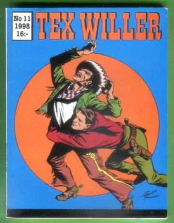 Tex willer 11/98