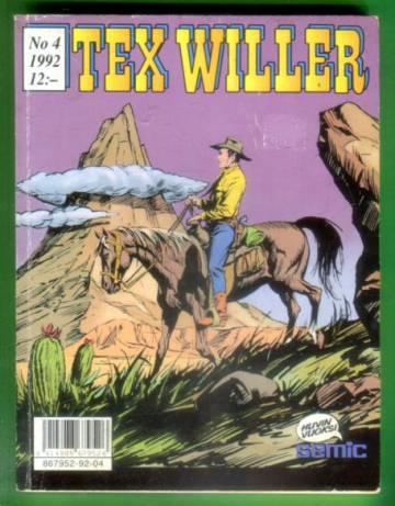 Tex willer 4/92