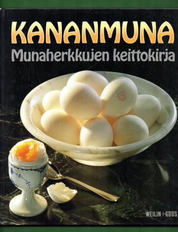 Kananmuna - Munaherkkujen keittokirja