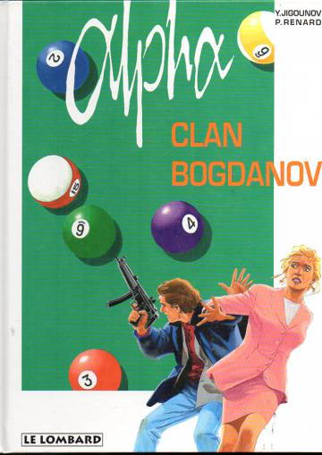 Alpha 2 - Clan Bogdanov