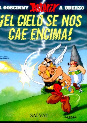 Asterix 33 - ¡El cielo se nos cae encima!