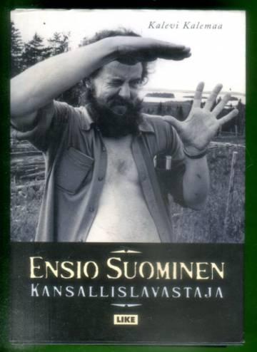 Ensio Suominen - Kansallislavastaja