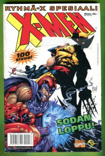 Ryhmä-X-spesiaali 4/00 (X-Men)