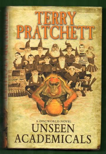 Unseen Academicals - A Discworld Novel