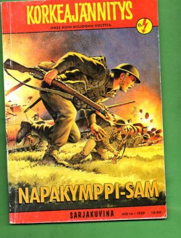Korkeajännitys 14/95 - Napakymppi-Sam