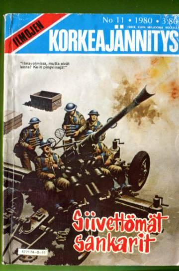 Ilmojen Korkeajännitys 11/80 - Siivettömät sankarit
