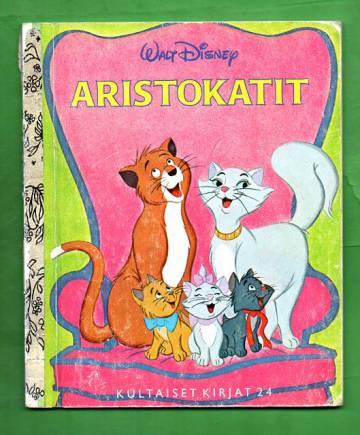 Walt Disneyn kultaiset kirjat 24 - Aristokatit