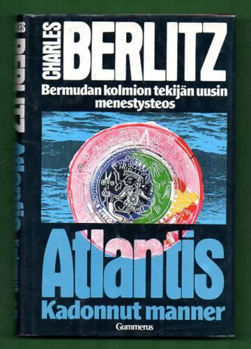 Atlantis - kadonnut manner