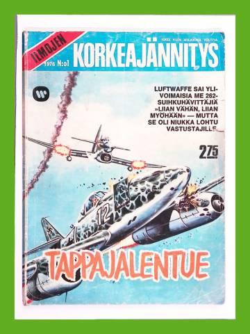 Ilmojen korkeajännitys 1/76 - Tappajalentue
