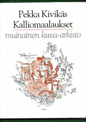 Kalliomaalaukset - Muinainen kuva-arkisto