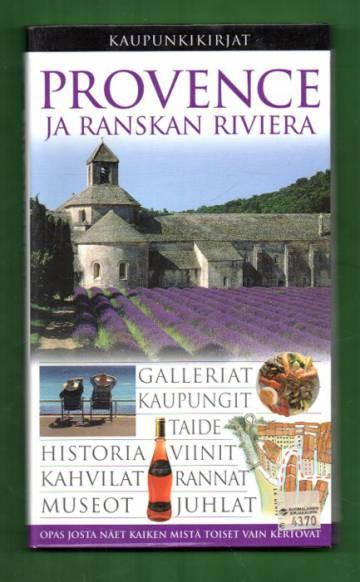 Kaupunkikirjat - Provence ja Ranskan Riviera