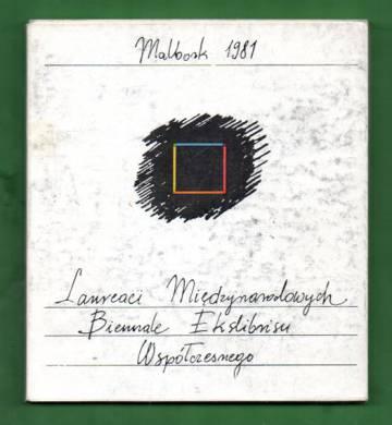 Laureaci miedzynarodowych biennale ekslibrisu wspolczesnego w Malborku (exlibris)