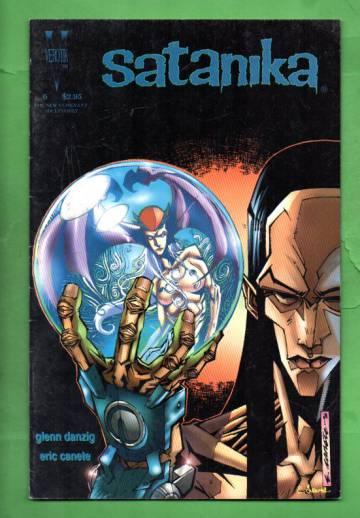 Satanika #6, January 1997 (K-18)