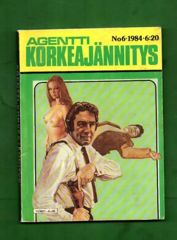 Agentti-Korkeajännitys 6/84