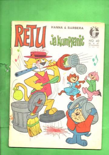 Retu ja kumppanit 40/67