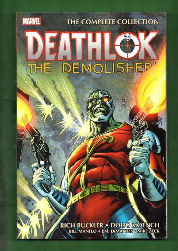 Deathlok: The Demolisher - The complete collection