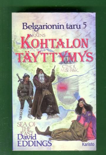 Belgarionin taru 5 - Kohtalon täyttymys