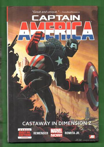 Captain America Vol. 1: Castaway in Dimension Z Book 1