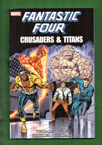 Fantastic Four: Crusaders and Titans