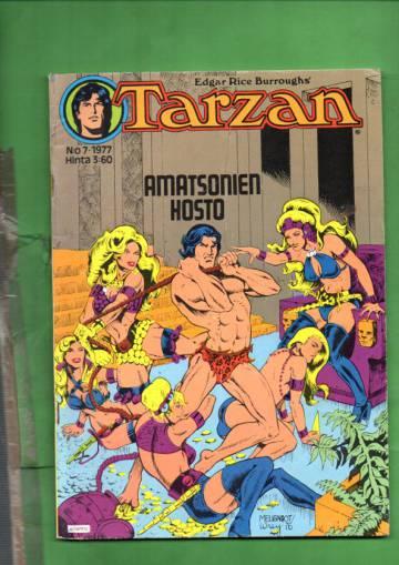 Tarzan 7/77
