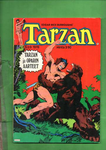 Tarzan 9/78