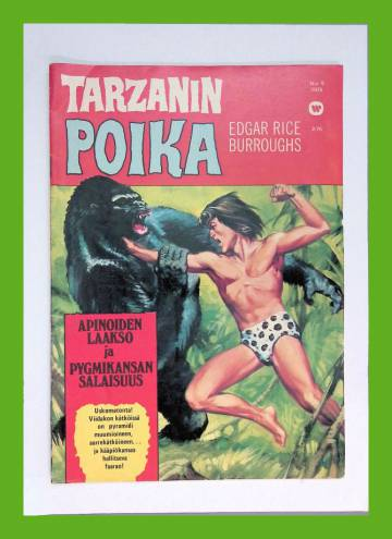 Tarzanin poika 9/75