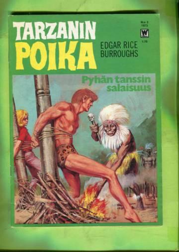 Tarzanin poika 2/73