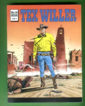 Tex Willer 16/16