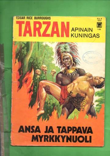 Tarzan 8/72