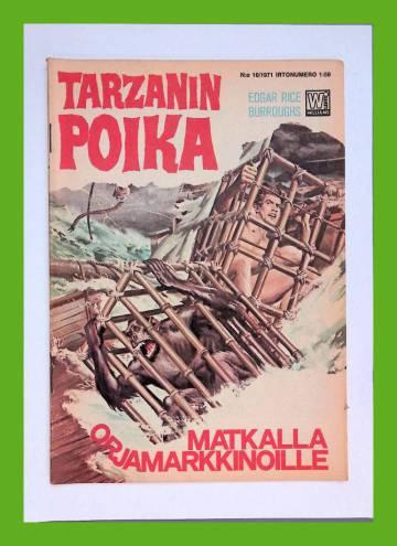Tarzanin poika 10/71