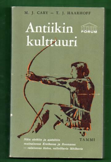 Antiikin kulttuuri