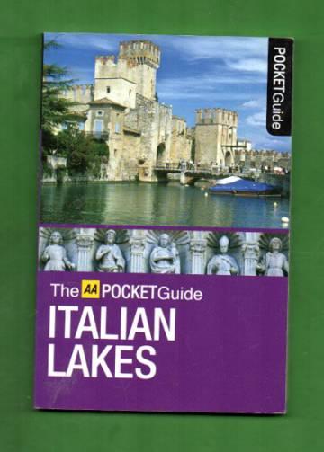 Italian lakes - The AA-Pocket Guide
