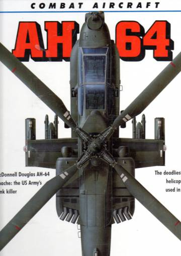 Combat aircraft - AH-64