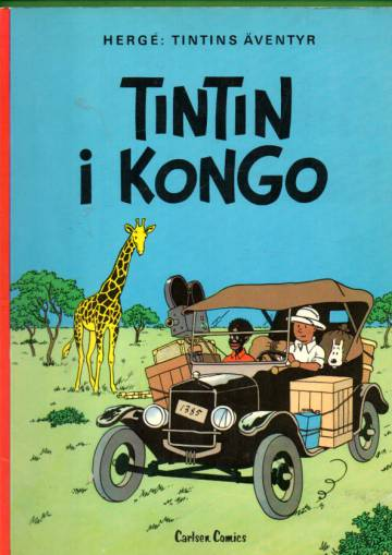 Tintins äventyr - Tintin i Kongo