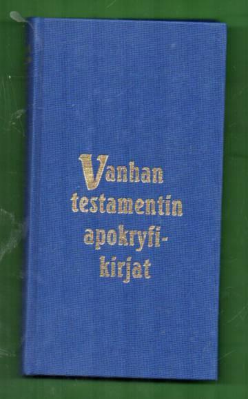 Vanhan testamentin apokryfikirjat
