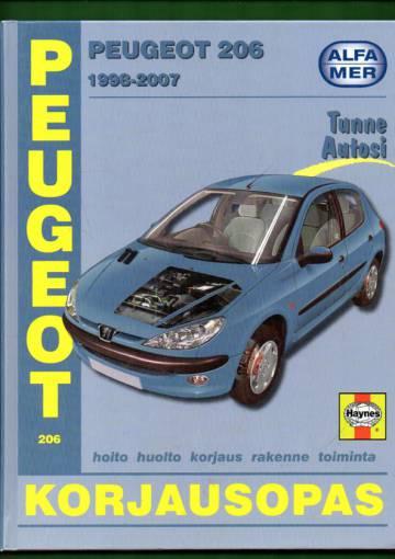 Peugeot 206 1998-2007