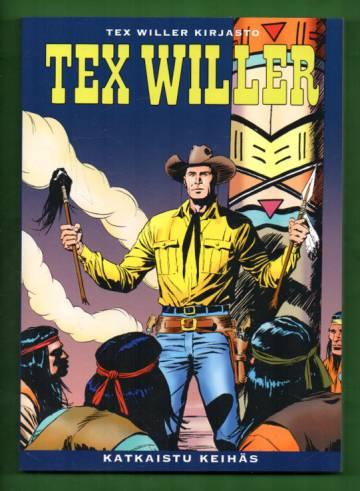 Tex Willer -kirjasto 40 - Katkaistu keihäs