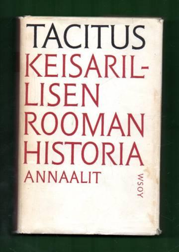 Keisarillisen Rooman historia - Annaalit