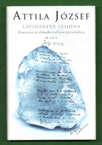 Läpinäkyvä leijona - Runoutta ja elämäkerrallisia kirjoituksia