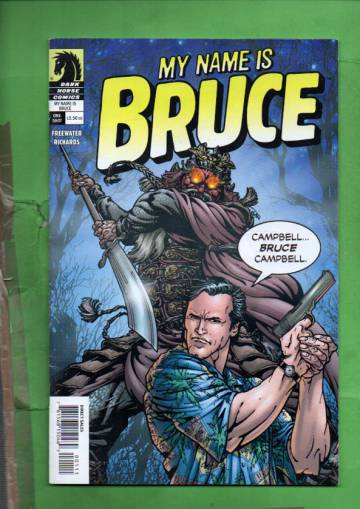 My Name is Bruce (One-shot)