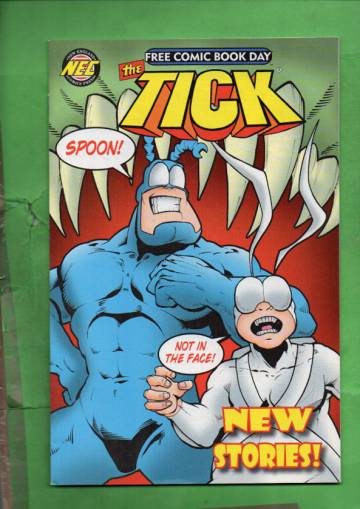 The Tick: Free Comic Book Day