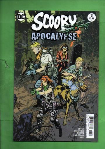 Scoopy Apocalypse #3, September 2016