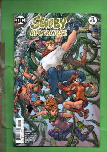Scooby Apocalypse #13, Jul 17