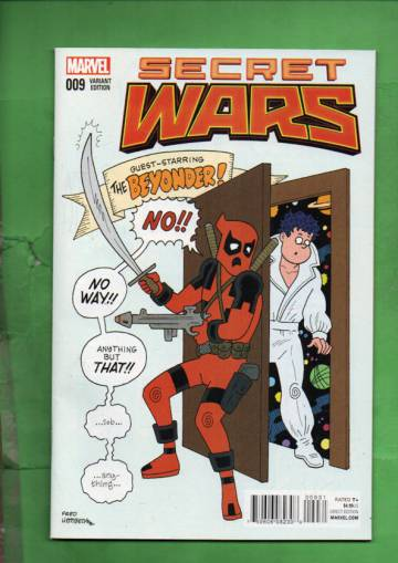 Secret Wars #9, Mar 16