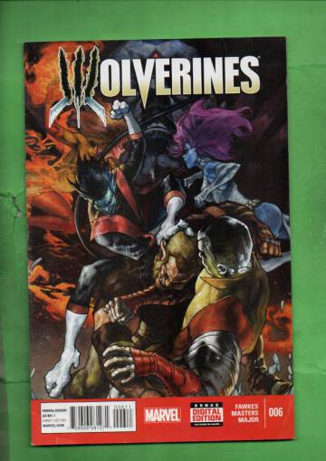 Wolverines #6, Apr 15