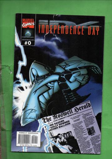 Independence Day #0, Jun 96