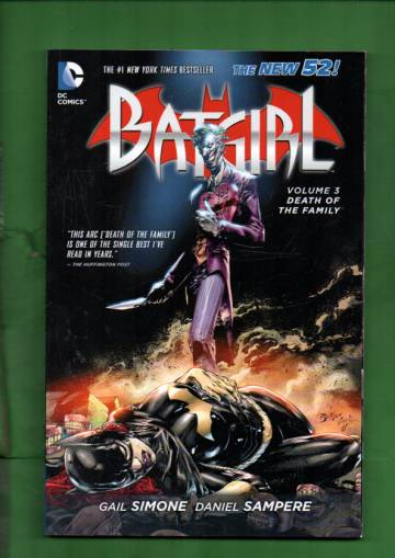 Batgirl Volume 3 - Death of the Family