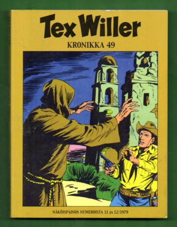 Tex Willer -kronikka 49 - Kilpailijat & Santa Cruz