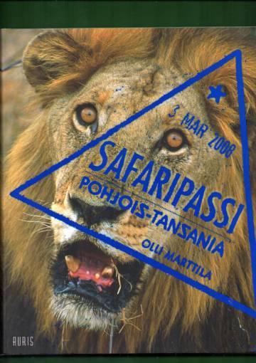 Safaripassi - Pohjois-Tansania